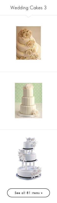 41 By Favoritecake Liked On Polyvore Featuring Ann Taylor - Selfridges Wedding Cakes