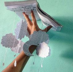 Make A Mess And Clean It Up - Wreck This Journal