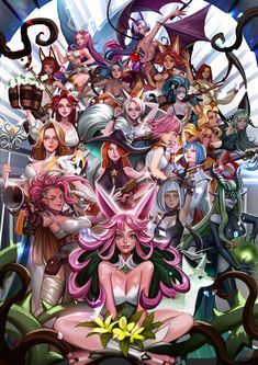 Artworks, Character Art, Character Design, Fanart, Humanoid Creatures, Witch Art, Book Show, Monster Girl, Fantasy Girl