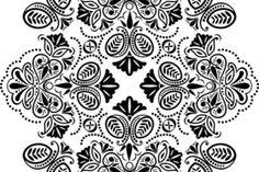 moroccan stencil - Google Search