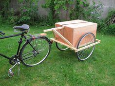 Construction d'une remorque pour vélo - MDB Vallée de Montmorency