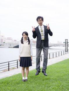 ಠ_ಠ 日本色色攝影師所拍的父女合照,什麼回事?全部「升天」了?!