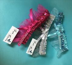 Prom Garters, Crocheting, Knit Crochet, Sewing, Knitting, Crochet, Dressmaking, Couture, Tricot