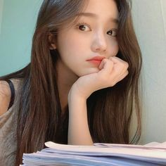 Korean Beauty Girls, Korean Girl Fashion, Asian Beauty, Pretty Korean Girls, Cute Korean Girl, Uzzlang Girl, Girl Face, Cute Girl Pic, Cute Girls