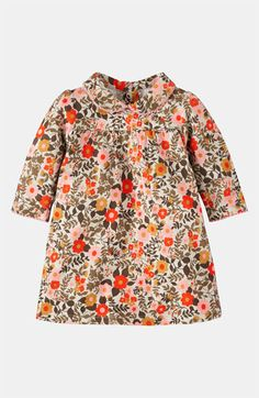 Mini Boden 'Pretty' Jersey Dress (Infant) available at Nordstrom