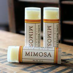 Mimosa Lip Balm