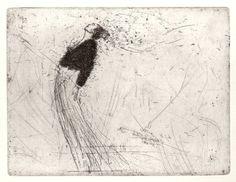 "Saatchi Art Artist karien deroo; Printmaking, ""woman"" #art"