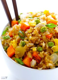 Step it up a notch with these remarkably easy rice recipes!