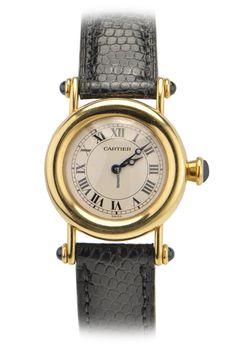 AU$4,560 32mm Cartier Diablo 18K Yellow Gold REF: W1614 AUTOMATIC
