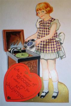 record valentine