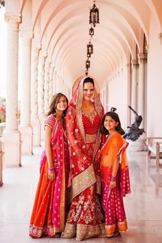 Elegant Indian Wedding by Limelight Photography - Aisle Perfect