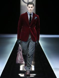 GIORGIO ARMANI 2013~14 A/W Collection 2