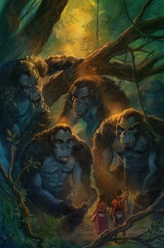 Nick Robles | Kong of Skull Island