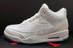 What Would You Rate The Air Jordan 3 Triple White  abf9212be