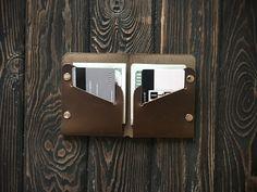 Mens Wallet, Mens Leather Wallet, Handmade Wallet, Leather Wallet, Thin Leather Wallet, Mens Wallets, Gift Idea, Bifold Wallet, Man by mrobraz on Etsy