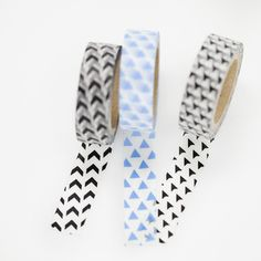 triangle washi tape #washitape #washi