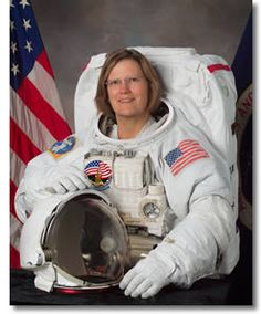Kathryn Sullivan, who was the first American woman to spacewalk, was a Girl Scout