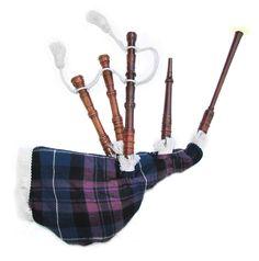 Escocés Junior jugar Gaita Kids Toy miniatura Tartán Bolsa de palisandro y tubos: Amazon.es: Ropa y accesorios Shovel, Bag, Miniatures, Toys, Dustpan