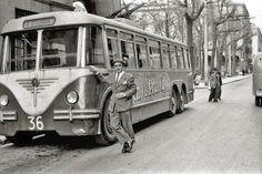 Autobús, 1955.