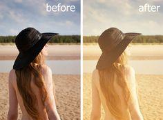 10 Color Post Processing Photoshop Actions | Photoshop Roadmap