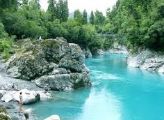 History and tourism: Hokitika New Zealand
