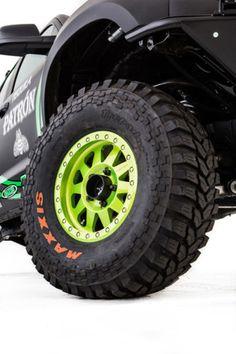 SEMA Tundra PreRunner - Tires
