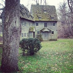 """..""""So whenever I go to Suffern along the Erie track/ I never go by the empty house without stopping and looking back/ Yet it hurts me to look at the crumbling roof and the shutters fallen apart/ For I can't help thinking the poor old house is a house with a broken heart.' - Joyce Kilmer"""