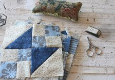 Blackbird Designs, Primitive Gatherings, Baby Quilts, Quilt Blocks, Quilt Patterns, Projects To Try, Cross Stitch, Diy Crafts, Wool