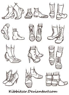 Shoes+Reference+Sheet
