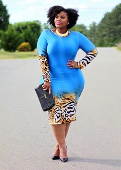 #TCFSTYLE The Curvy Fashionsita Contributor: Plus Size Fashion Blogger Kim from  Naturally Fashionable