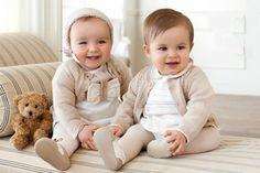 Ropa bebe beige conjunto invierno 2013 Mayoral