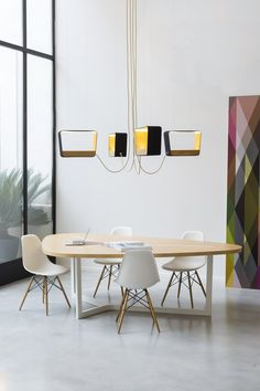 Eau de lumière Light Collection by Davide Oppizzi for Designheure