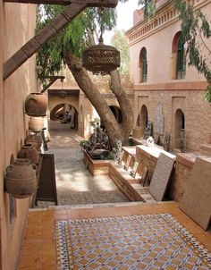Agadir Medina, Morocco - Colors of Marocco - Urlaub Moroccan Design, Moroccan Decor, Moroccan Style, Moroccan Interiors, Medina Morocco, Riad Marrakech, Patio Interior, Morocco Travel, Islamic Architecture