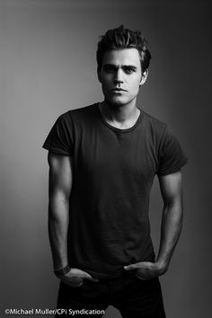Paul Wesley Q&A About Gestation Crates : The Humane Society of the United States