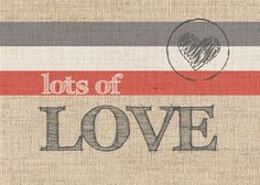 Postkaart PTT Love #postcrossing www.hipenstipkaarten.nl