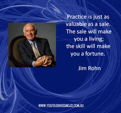 Quote by Jim Rohn