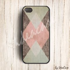 geometric square on wood iphone 4s case, wood iphone 4 case,geometric iphone 5 case,iphone 4s coveriphone 4 plastic case