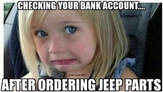 Check out these huge collection of funny memes and get ready to laugh out loud! Spread the word and share these memes on your favorite social networking sites. Watch, laugh and share now! Jeep Meme, Jeep Jk, Chevy Jokes, Jeep Humor, Car Humor, Jeep Wrangler, Truck Memes, Car Memes, Humor Cristiano