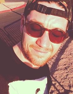 Dan Smith of Bastille.