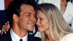 Patrick Swayze († a Lisa Niemi boli spriaznené duše a životní partneri.
