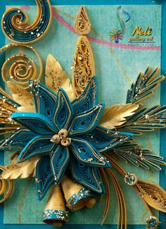 Good merciful heavens, look at the details of the different quilling styles here!