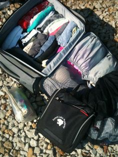 Packing tips - 5 days 1 carry-on for the family
