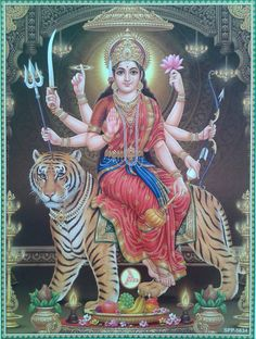DURGA Maa - POSTER (Normal Paper, 8.5 x 11 Inches) - $2.24. This item is… Durga Maa Poster Poster Size8.5 x 11 inches (Exact Size) Poster ConditionNew & Mint Thin Paper QualityNormal Paper (70 GSM Approx.) PaymentBy Paypal Shipping $1.99 Worldwide (One time shipping charge) Shipping DiscountFREE SHIPPING for all additional posters ~ any size. When you buy and pay for more than 1 posters, Shipping discount is given automatically. Special Discount Buy 5 or More Posters,And get Free shipping...