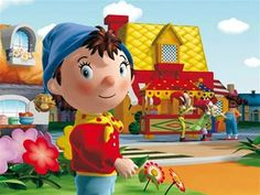 Noddy - Cartoon Picture Images