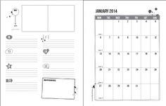 2014 Project Life Workbook Printable