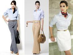 Como vestir-se de maneira profissional, você sabe?
