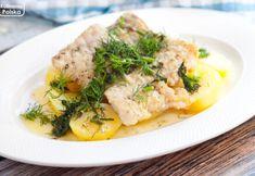 Dorsz po helsku. Bardzo prosty przepis na pyszny obiad z rybą Ramen, Risotto, Food And Drink, Ethnic Recipes, Diet, Windows