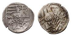 Hunyadi Mátyás 1458-1490 obolus Matthias Corvinus, Hungary History, Folk Art, Coins, Retro, Inspiration, Other, Projects, Kunst