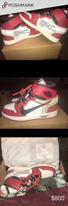 Air Jordan 1 Retro x Off White NWT