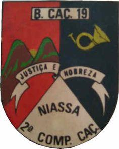 2ª Companhia do Batalhão de Caçadores 19 Moçambique